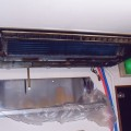 エアコン洗浄~作業前